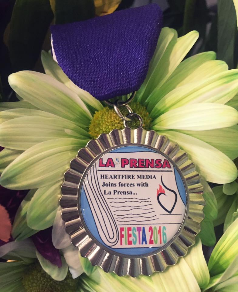 HFM LP medal