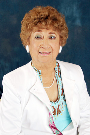 Badass Of The Week: Elia Mendoza (sponsored by LULAC)