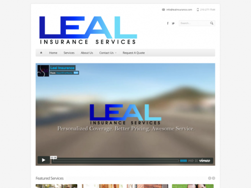 Leal Website