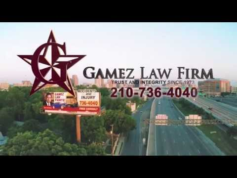 Gamez Law- TV Commercial