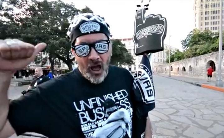 Spurs Nation Viral Video