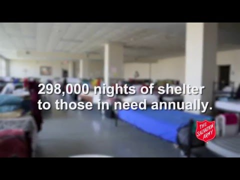 Salvation Army General Overview
